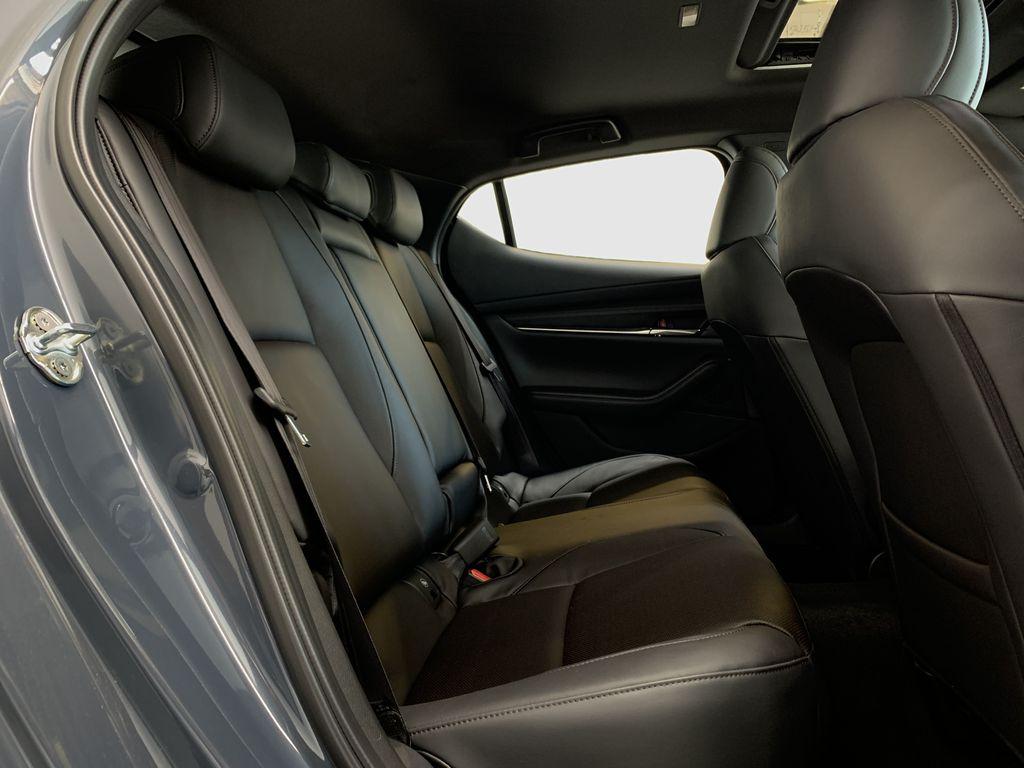 POLYMETAL GREY METALLIC(47C) 2021 Mazda Mazda3 Sport GT Turbo Premium AWD Right Side Rear Seat  Photo in Edmonton AB