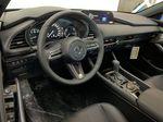 POLYMETAL GREY METALLIC(47C) 2021 Mazda Mazda3 Sport GT Turbo Premium AWD Steering Wheel and Dash Photo in Edmonton AB