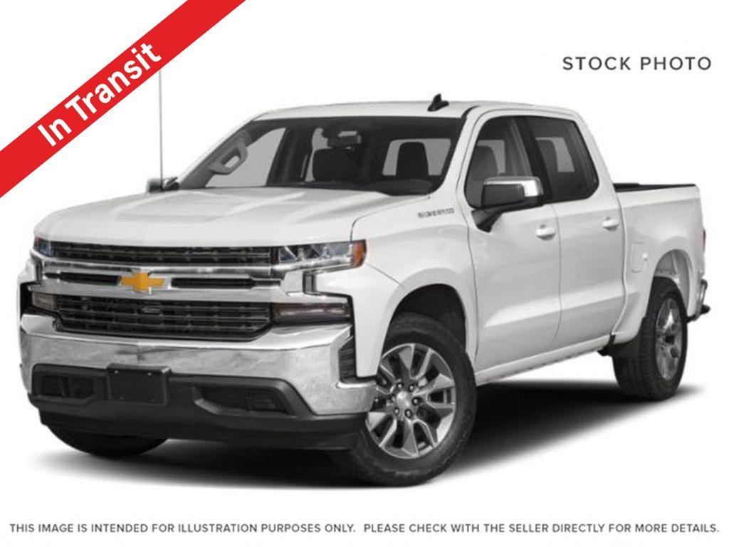 White[Summit White] 2021 Chevrolet Silverado 1500 LT