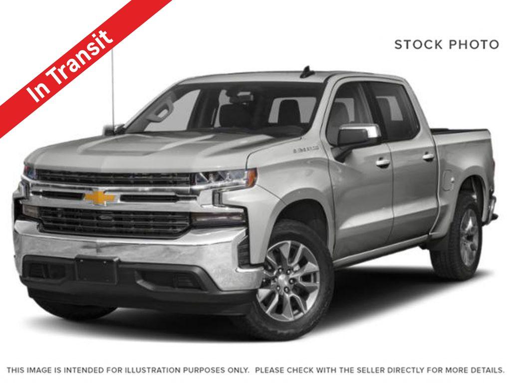 Silver[Silver Ice Metallic] 2021 Chevrolet Silverado 1500 RST