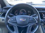 Black[Manhattan Noir Metallic] 2019 Cadillac XT5 Steering Wheel and Dash Photo in Calgary AB