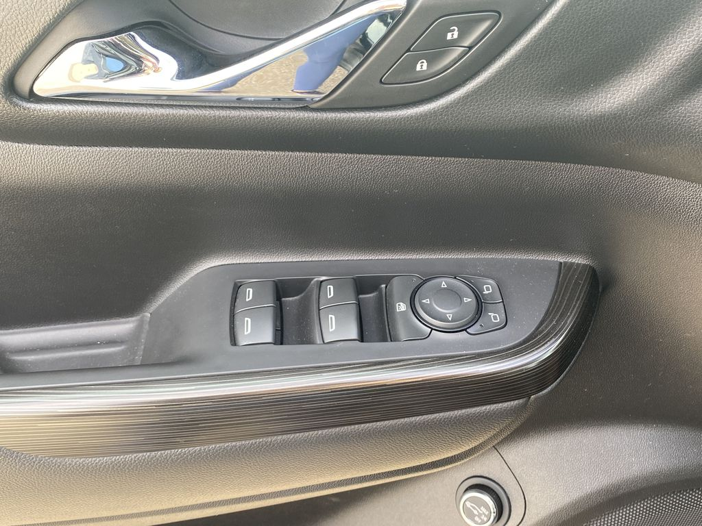 Black[Ebony Twilight Metallic] 2017 GMC Acadia  Driver's Side Door Controls Photo in Edmonton AB