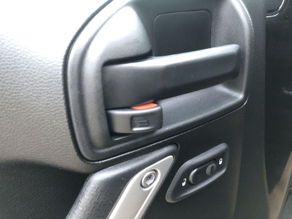 Black[Black] 2018 Jeep Wrangler JK  Driver's Side Door Controls Photo in Edmonton AB