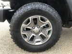 Black[Black] 2018 Jeep Wrangler JK Left Front Rim and Tire Photo in Edmonton AB