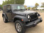 Black[Black] 2018 Jeep Wrangler JK Right Front Corner Photo in Edmonton AB