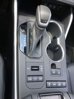 Gray[Magnetic Grey Metallic] 2021 Toyota Highlander AWD XLE Package GZRBHT AM Trunk / Cargo Area Photo in Brampton ON