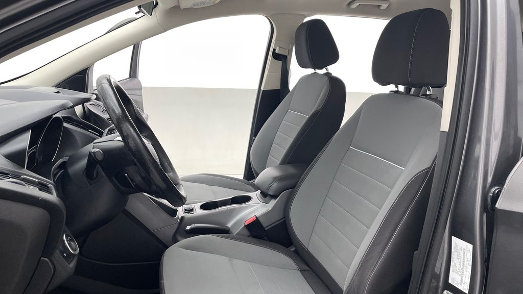Gray[Sterling Grey Metallic] 2013 Ford Escape SE 4WD - 2.0L EcoBoost, Heated Seats, Alloy Wheels Left Front Interior Photo in Winnipeg MB