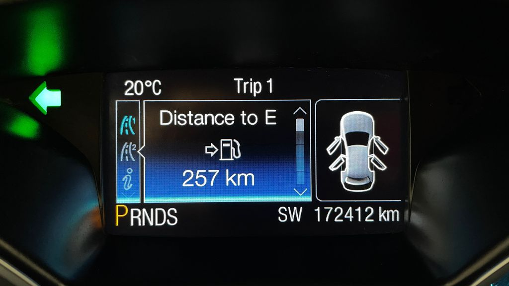 Gray[Sterling Grey Metallic] 2013 Ford Escape SE 4WD - 2.0L EcoBoost, Heated Seats, Alloy Wheels Odometer Photo in Winnipeg MB