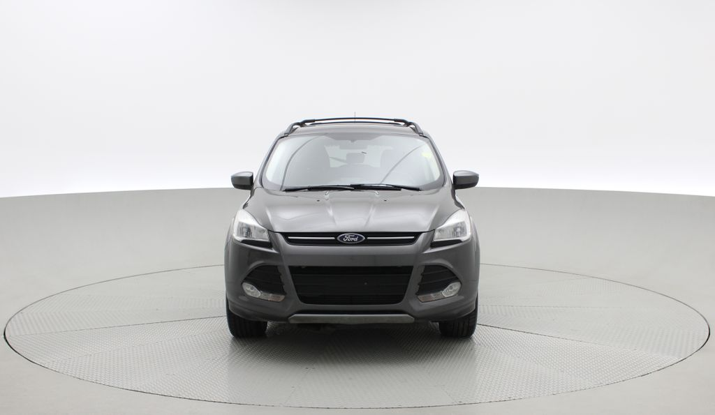 Gray[Sterling Grey Metallic] 2013 Ford Escape SE 4WD - 2.0L EcoBoost, Heated Seats, Alloy Wheels Front Vehicle Photo in Winnipeg MB