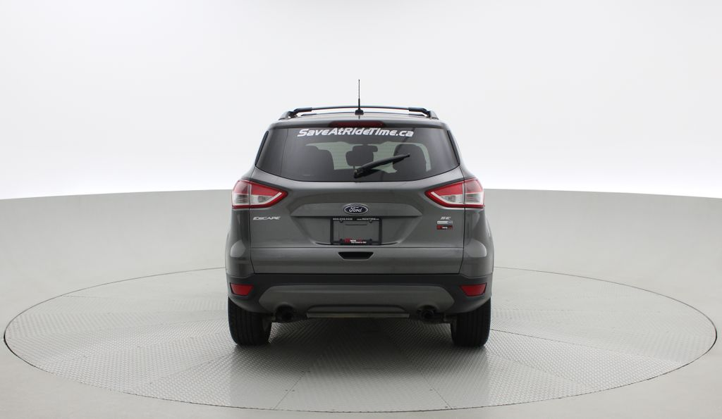 Gray[Sterling Grey Metallic] 2013 Ford Escape SE 4WD - 2.0L EcoBoost, Heated Seats, Alloy Wheels Rear of Vehicle Photo in Winnipeg MB