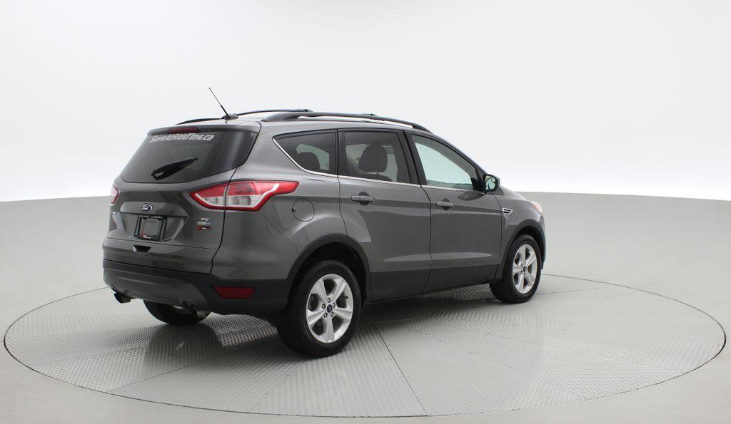 Gray[Sterling Grey Metallic] 2013 Ford Escape SE 4WD - 2.0L EcoBoost, Heated Seats, Alloy Wheels Right  Rear Corner Photo in Winnipeg MB