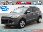 Gray[Sterling Grey Metallic] 2013 Ford Escape SE 4WD - 2.0L EcoBoost, Heated Seats, Alloy Wheels Primary Photo in Winnipeg MB
