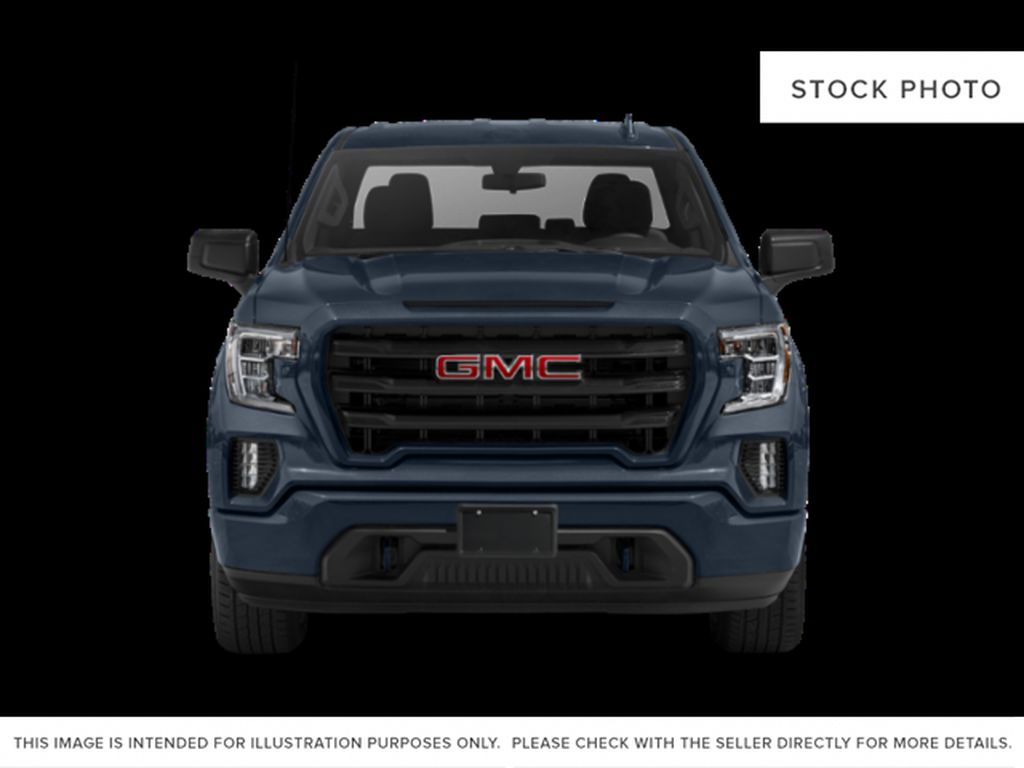 Red[Cayenne Red Tintcoat] 2021 GMC Sierra 1500 Front Vehicle Photo in Edmonton AB