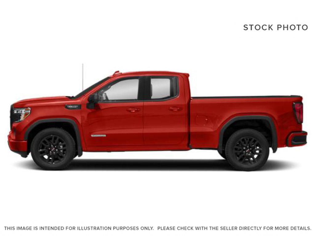 Red[Cayenne Red Tintcoat] 2021 GMC Sierra 1500 Left Side Photo in Edmonton AB