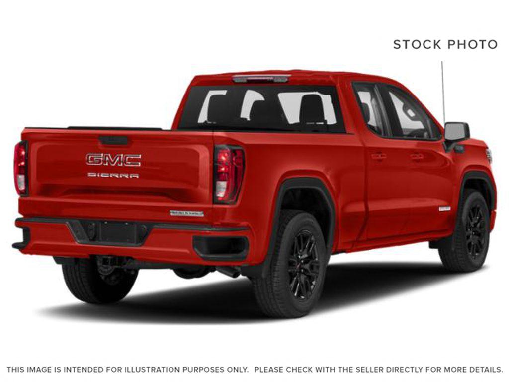 Red[Cayenne Red Tintcoat] 2021 GMC Sierra 1500 Right Rear Corner Photo in Edmonton AB