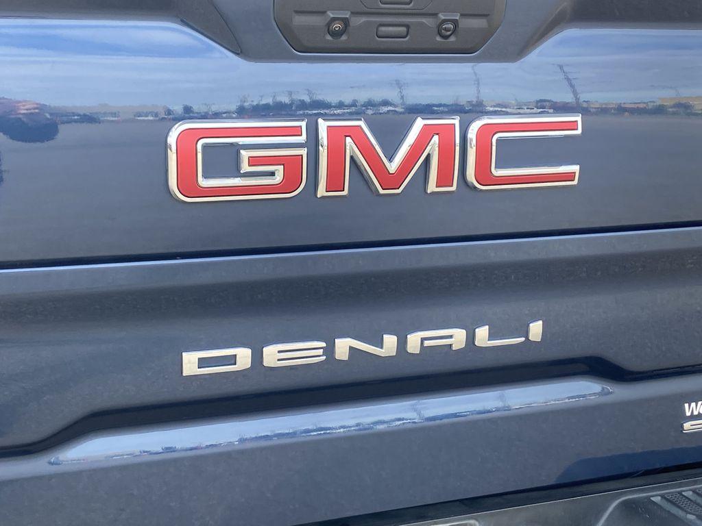 Blue[Pacific Blue Metallic] 2019 GMC Sierra 1500 Trim Specific Photo in Edmonton AB