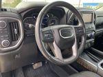 Blue[Pacific Blue Metallic] 2019 GMC Sierra 1500 Steering Wheel and Dash Photo in Edmonton AB