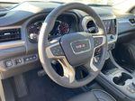 Gray[Satin Steel Metallic] 2022 GMC Acadia Steering Wheel and Dash Photo in Edmonton AB