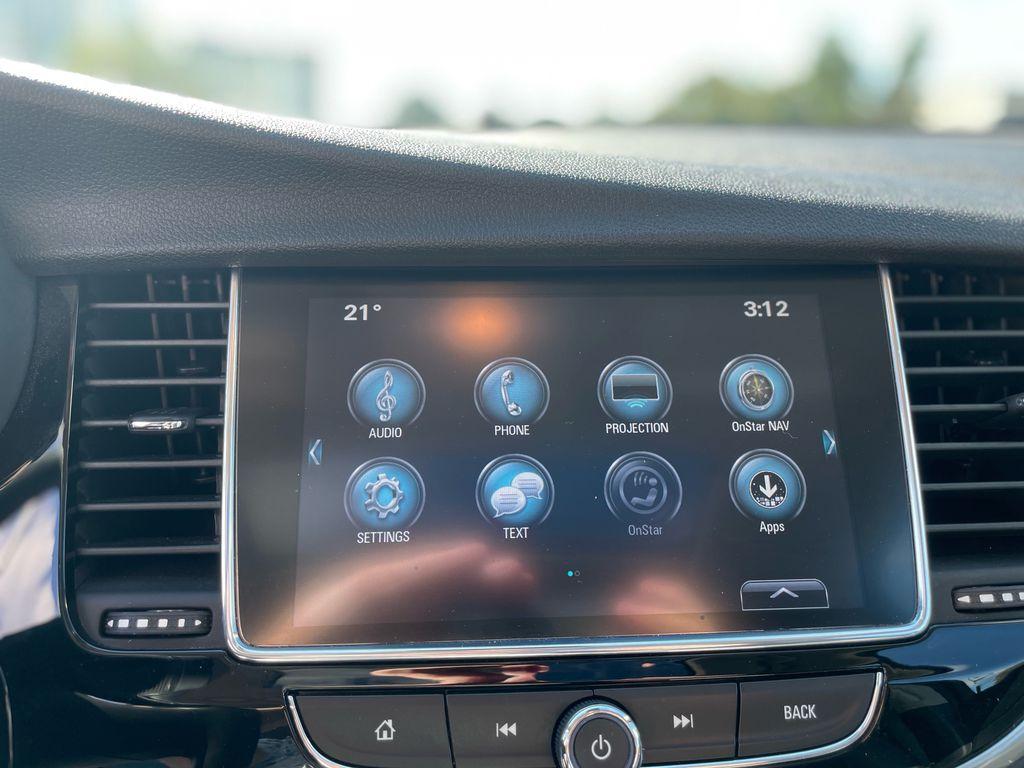 SATIN STEEL 2019 Buick Encore Odometer Photo in Oshawa ON