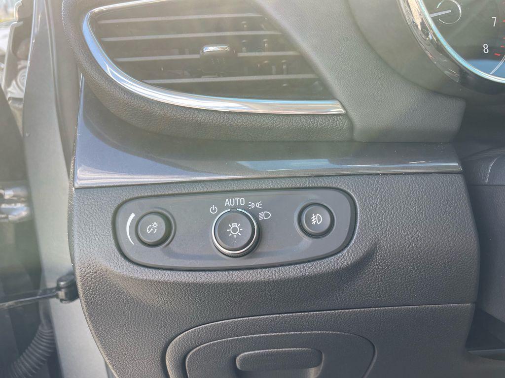 SATIN STEEL 2019 Buick Encore  Driver's Side Door Controls Photo in Oshawa ON
