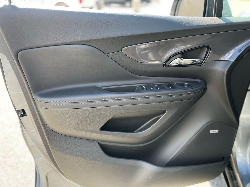 SATIN STEEL 2019 Buick Encore Left Side Photo in Oshawa ON