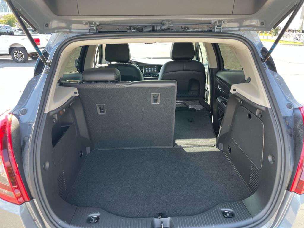 SATIN STEEL 2019 Buick Encore Right Rear Corner Photo in Oshawa ON