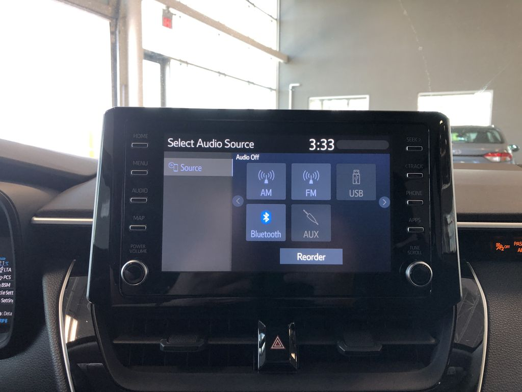 Celestite 2022 Toyota Corolla LE Left Front Head Light / Bumper and Grill in Edmonton AB