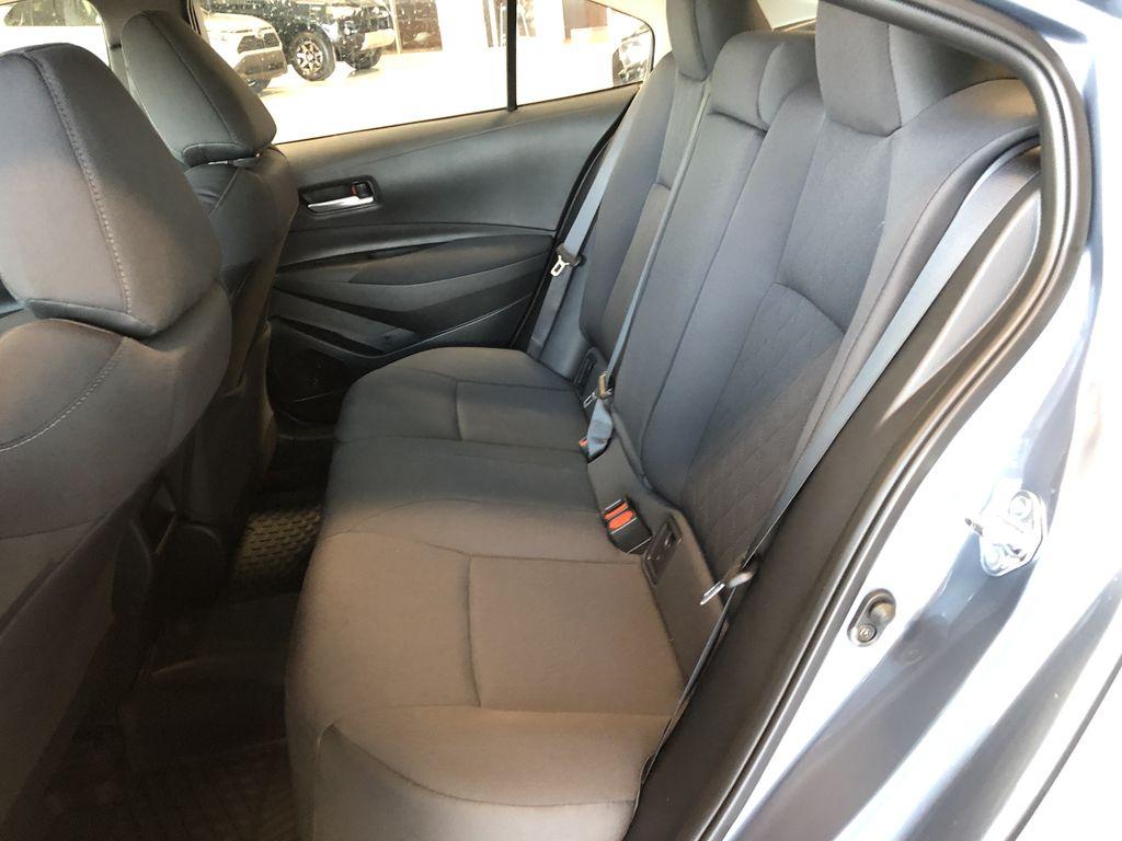 Celestite 2022 Toyota Corolla LE Central Dash Options Photo in Edmonton AB
