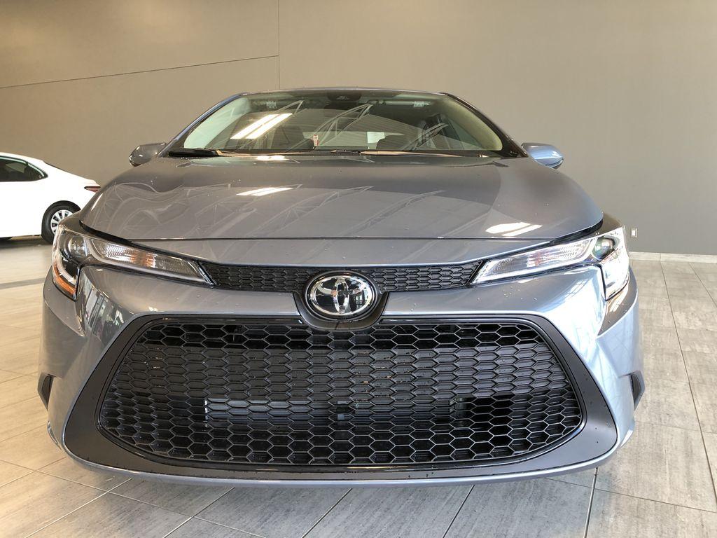 Celestite 2022 Toyota Corolla LE Odometer Photo in Edmonton AB