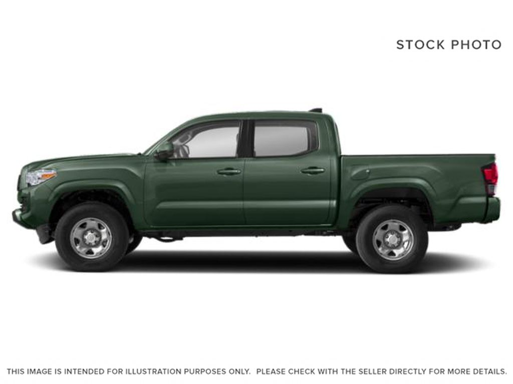 Green[Army Green] 2020 Toyota Tacoma Left Side Photo in Fort Macleod AB