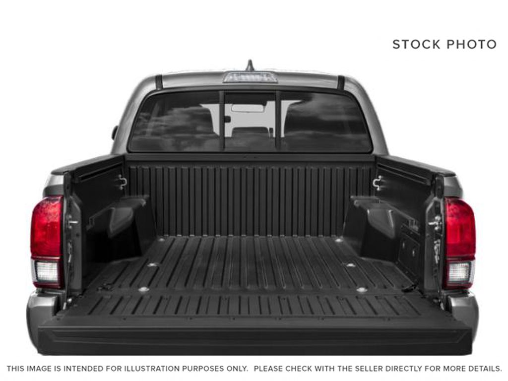 Green[Army Green] 2020 Toyota Tacoma Trunk / Cargo Area Photo in Fort Macleod AB