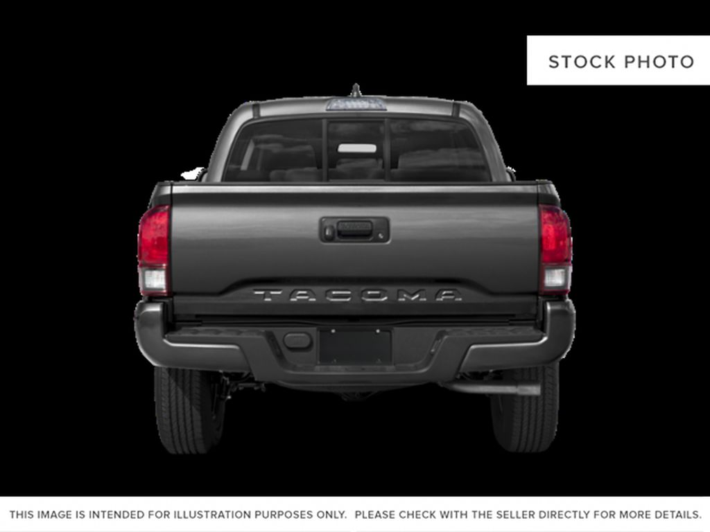 Green[Army Green] 2020 Toyota Tacoma Rear of Vehicle Photo in Fort Macleod AB