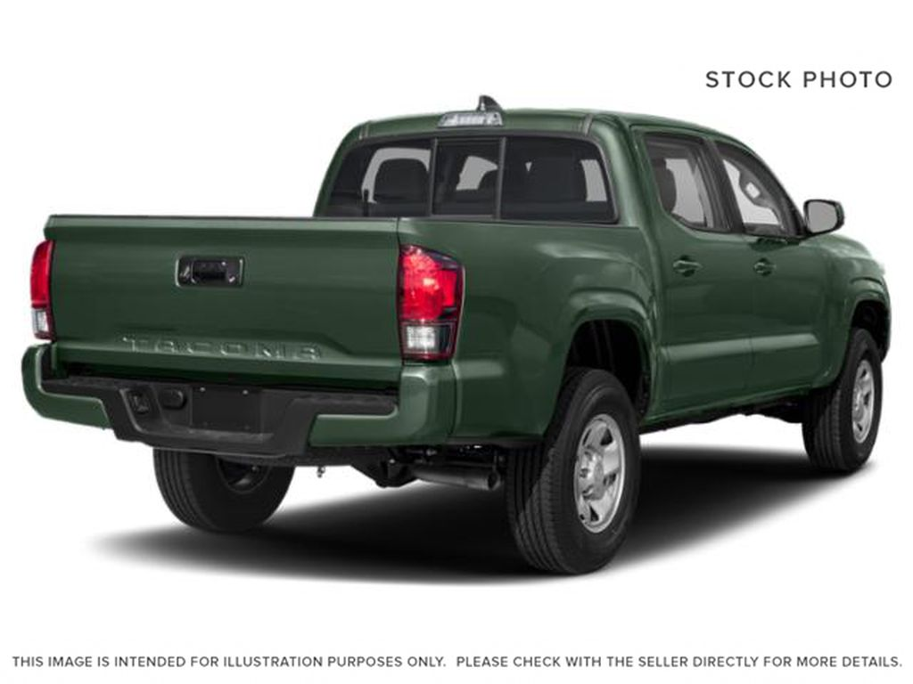 Green[Army Green] 2020 Toyota Tacoma Right Rear Corner Photo in Fort Macleod AB