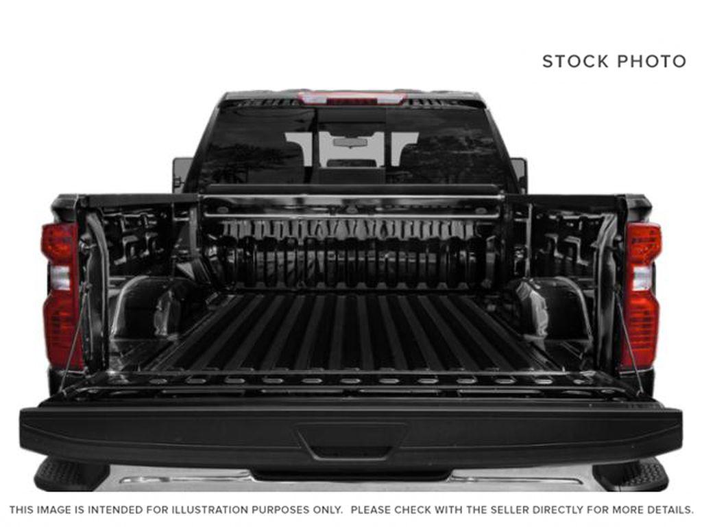 Black[Black] 2021 Chevrolet Silverado 2500HD Trunk / Cargo Area Photo in Fort Macleod AB