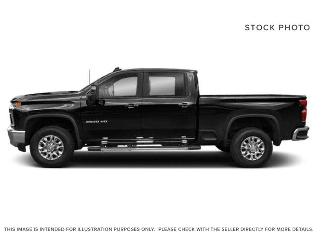 Black[Black] 2021 Chevrolet Silverado 2500HD Left Side Photo in Fort Macleod AB