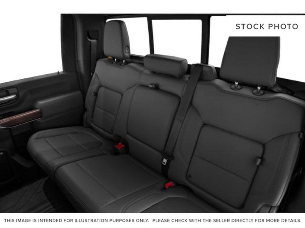 Black[Black] 2021 Chevrolet Silverado 2500HD Left Side Rear Seat  Photo in Fort Macleod AB