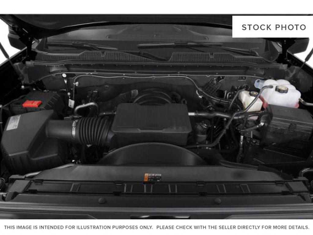 Black[Black] 2021 Chevrolet Silverado 2500HD Engine Compartment Photo in Fort Macleod AB