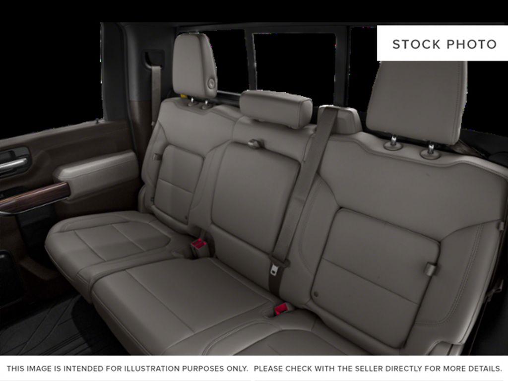 Silver[Silver Ice Metallic] 2020 Chevrolet Silverado 2500HD Left Side Rear Seat  Photo in Fort Macleod AB