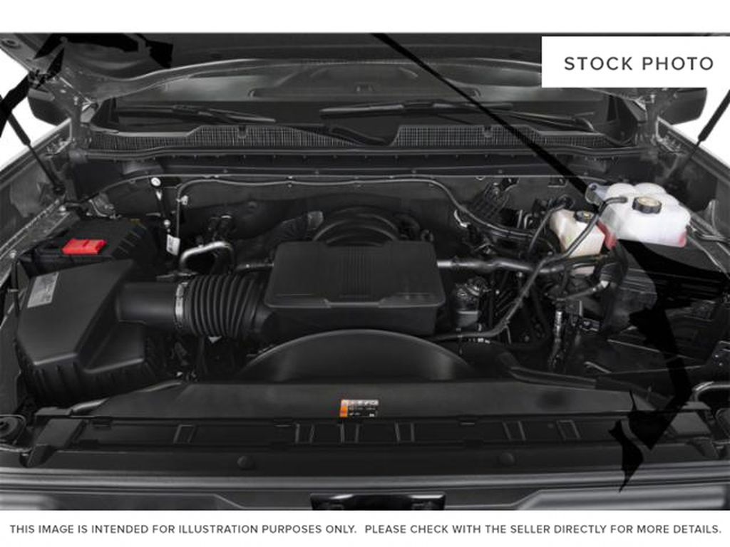 Silver[Silver Ice Metallic] 2020 Chevrolet Silverado 2500HD Engine Compartment Photo in Fort Macleod AB