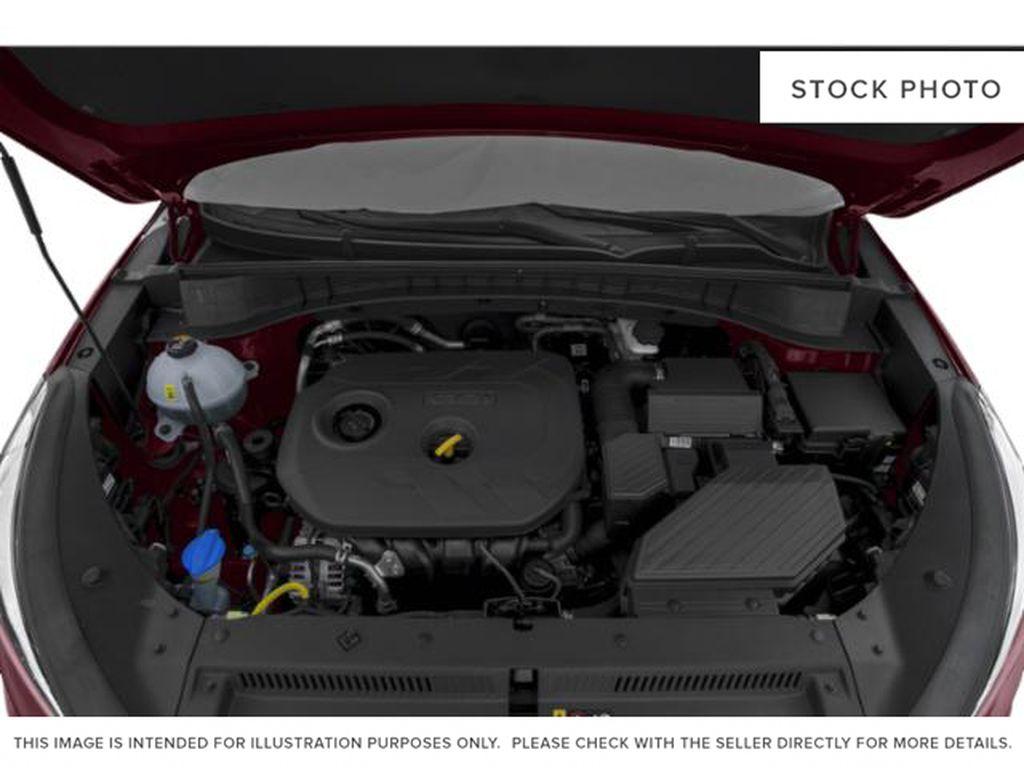 White[Winter White] 2018 Hyundai Tucson Engine Compartment Photo in Ottawa ON