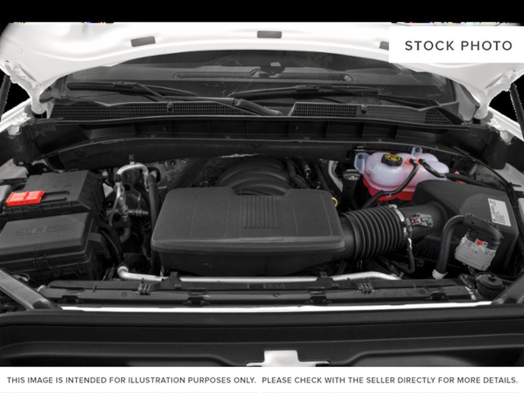 White[Summit White] 2021 GMC Sierra 1500 Engine Compartment Photo in Calgary AB