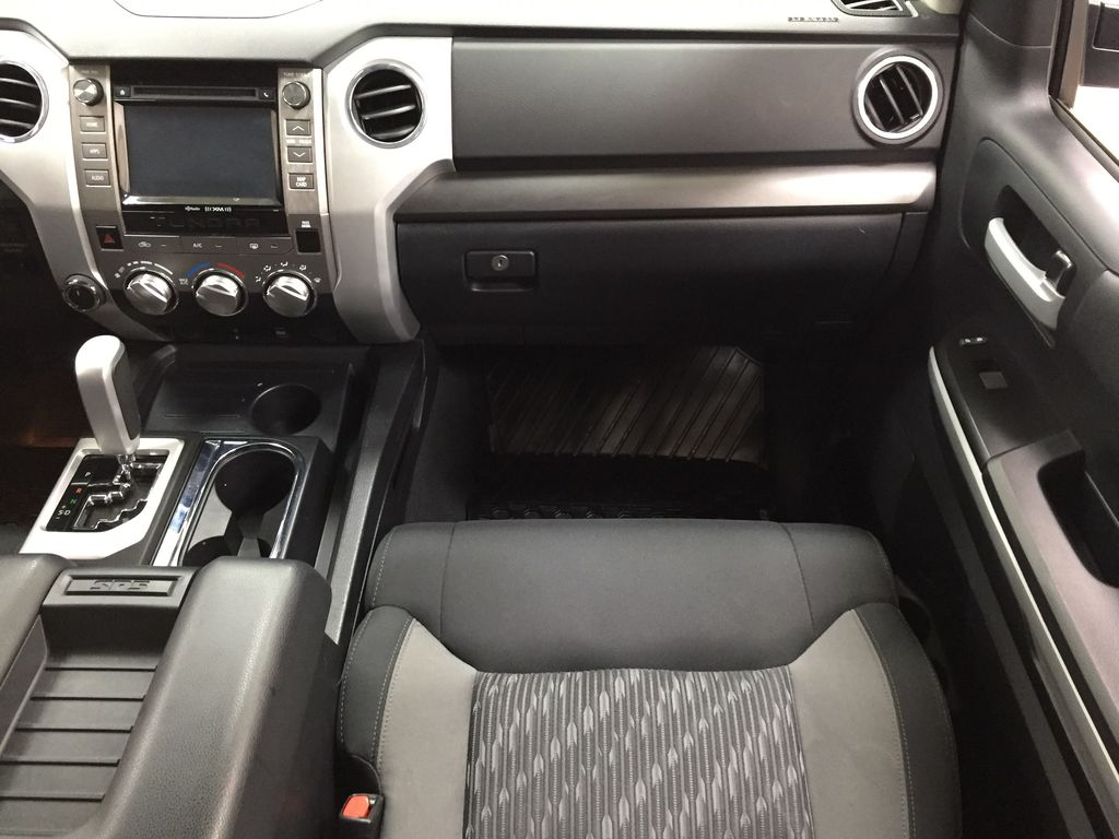 Gray[Cement Gray] 2019 Toyota Tundra 4WD TRD OFF-ROAD / CEMENT GREY RARE COLOR Right Front Seat Photo in Sherwood Park AB