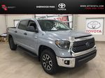 Gray[Cement Gray] 2019 Toyota Tundra 4WD TRD OFF-ROAD / CEMENT GREY RARE COLOR Primary Photo in Sherwood Park AB