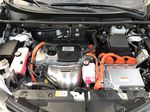 White[Alpine White] 2017 Toyota RAV4 Hybrid Engine Compartment Photo in Kelowna BC
