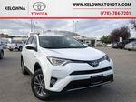 White[Alpine White] 2017 Toyota RAV4 Hybrid Primary Photo in Kelowna BC