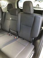 White[Alpine White] 2017 Toyota RAV4 Hybrid Left Side Rear Seat  Photo in Kelowna BC