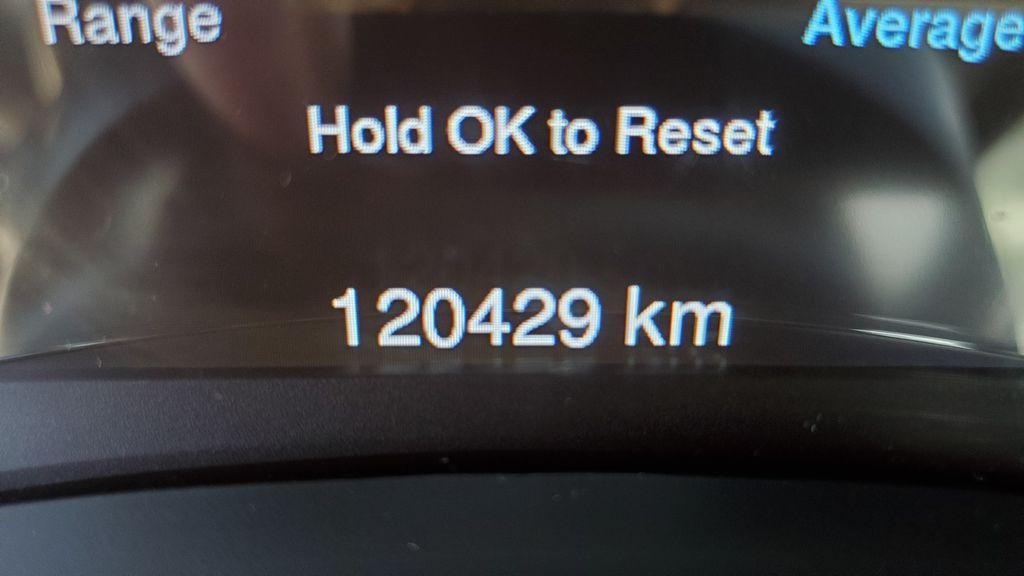 Black[Brilliant Black Crystal Pearl] 2015 Jeep Grand Cherokee Summit Diesel Odometer Photo in Kelowna BC