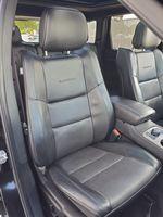 Black[Brilliant Black Crystal Pearl] 2015 Jeep Grand Cherokee Summit Diesel Right Side Front Seat  Photo in Kelowna BC