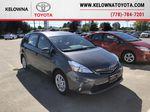 Silver[Classic Silver Metallic] 2014 Toyota Prius v Primary Photo in Kelowna BC