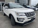 White[White Platinum Metallic Tri-Coat] 2017 Ford Explorer clean Left Side Photo in Brampton ON